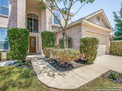 Cross Mountain Single Family Home For Sale: 24214 Balcones Gate