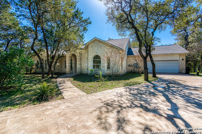 Helotes Single Family Home For Sale: 10940 Mesquite Flat