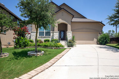 Single Family Home For Sale: 9611 Calmont Way