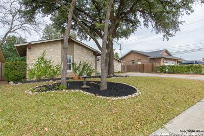 Single Family Home New: 11111 Burr Oak Dr