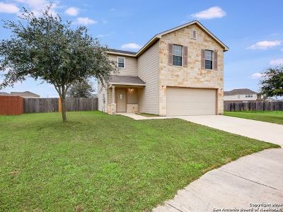 Selma Single Family Home For Sale: 339 Passerina Spur