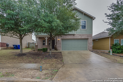 Cibolo Single Family Home New: 537 Slippery Rock