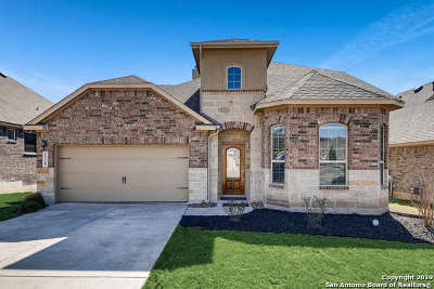 Helotes Single Family Home Price Change: 10338 Rocamora