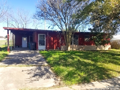 San Antonio Single Family Home New: 2066 Springvale Dr