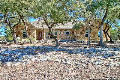 Canyon Lake Single Family Home New: 111 Rodney Ln