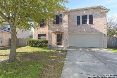 Cibolo Single Family Home New: 105 Springtree Gate