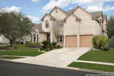 San Antonio Single Family Home New: 24710 Fairway Springs