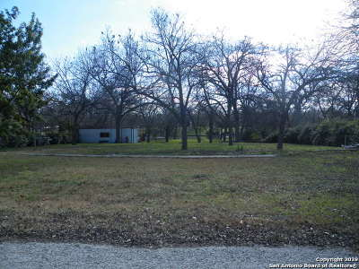 Seguin Residential Lots & Land For Sale: 2673 Blumberg Park