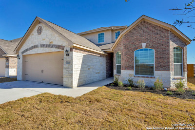 Single Family Home New: 12890 Cedarcreek Trail