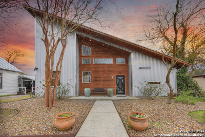 Boerne Single Family Home New: 507 Graham St