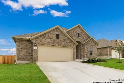 Cibolo Single Family Home New: 817 Silver Fox