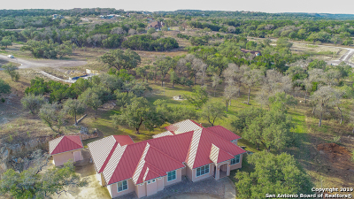 Canyon Lake Single Family Home New: 2221 Sierra Madre