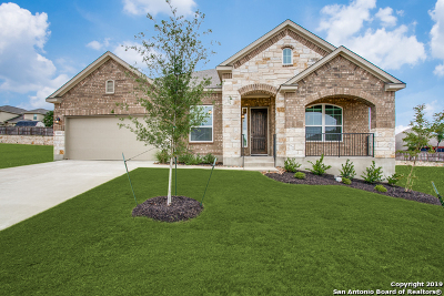 San Antonio Single Family Home New: 11511 Escobar