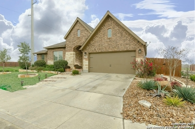Seguin Single Family Home New: 2963 Coral Sky