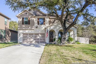 San Antonio Single Family Home Back on Market: 7543 Daniel Krug