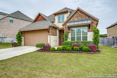 Single Family Home New: 28311 Willis Ranch