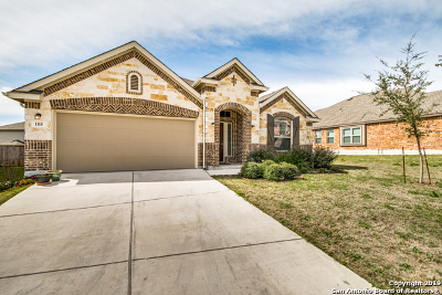 Cibolo Single Family Home New: 105 Fernwood Dr