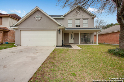 Converse Single Family Home Active Option: 7519 Rocky Trail
