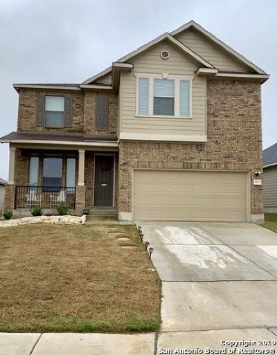 Converse Single Family Home New: 6802 Slaton Fields