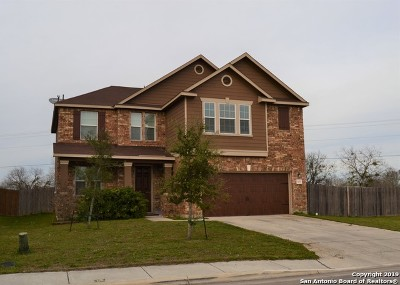 New Braunfels Single Family Home New: 1473 Cutler Bay