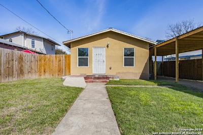 San Antonio Single Family Home New: 437 E. Young