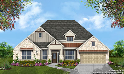 Boerne Single Family Home New: 282 Woods Of Boerne Blvd