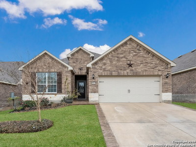Helotes Single Family Home Back on Market: 10811 Red Sage