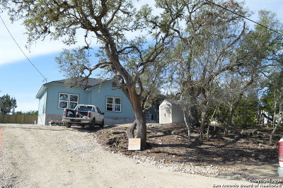 Canyon Lake Single Family Home Back on Market: 1248 Mountain View Dr