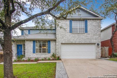 Schertz Single Family Home Active Option: 3469 Dartmouth Cove