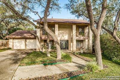 San Antonio Single Family Home New: 1907 Dove Wing Circle