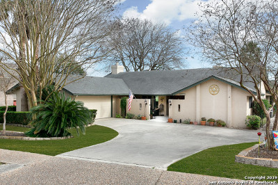 Schertz Single Family Home New: 3422 Wimbledon Dr