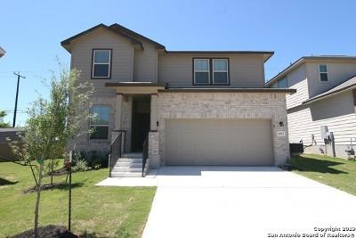 Converse Single Family Home New: 4507 Cambridge Park