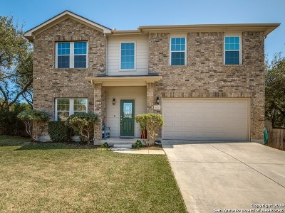 Helotes Single Family Home New: 8202 Ruidosa Pass