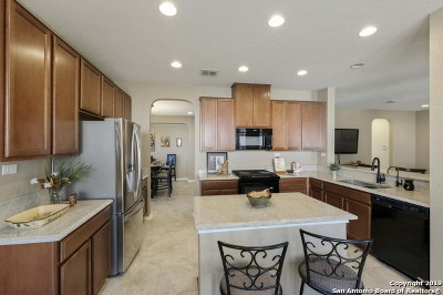 Bexar County Single Family Home New: 13315 Flora Springs