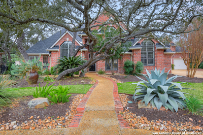 San Antonio Single Family Home New: 3 Inwood Moss