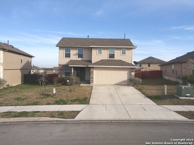 Schertz Rental New: 12236 Bening Valley