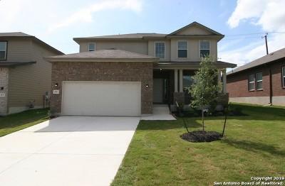 Converse Single Family Home New: 4511 Cambridge Park