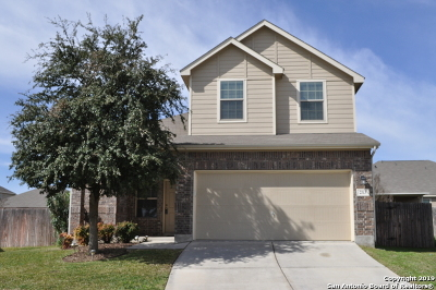 Cibolo Single Family Home New: 213 Stetson St