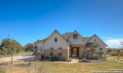 New Braunfels Single Family Home New: 5752 High Forest Dr