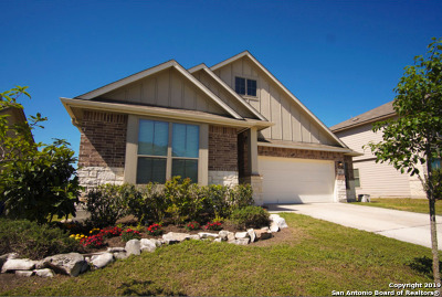 Comal County Single Family Home New: 737 Great Cloud