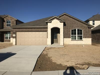 Single Family Home New: 13633 McBride Bend