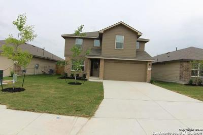 Bexar County Single Family Home New: 930 Red Crossbill