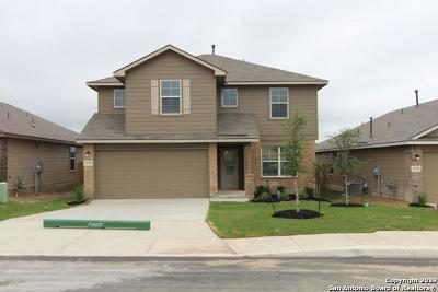 Single Family Home New: 15318 Cedar Waxwing