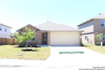 Bexar County Single Family Home New: 934 Cedar Waxwing