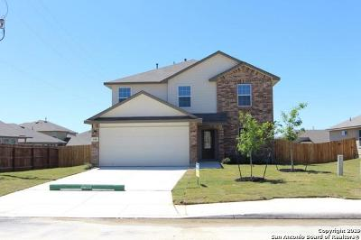 Bexar County Single Family Home New: 938 Red Crossbill