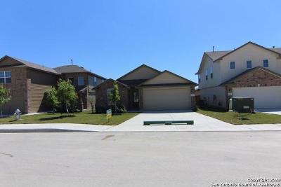Bexar County Single Family Home New: 15322 Cedar Waxwing