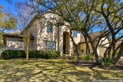 Bexar County, Kendall County Single Family Home New: 30214 Fairway Run