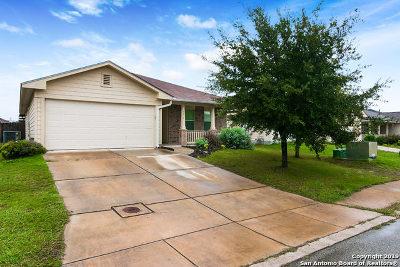 Converse Single Family Home New: 8435 Blackstone Cove