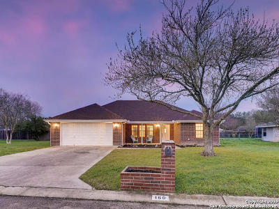 Guadalupe County Single Family Home New: 160 Cora St