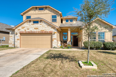 Schertz Single Family Home New: 5466 Cypress Pt